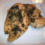 Garlic-Herb-Chicken-with-Capers