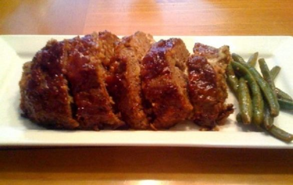 Sweet-Glazed-Meatloaf