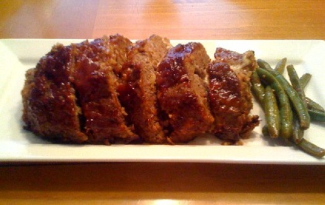 Sweet Glazed Meatloaf