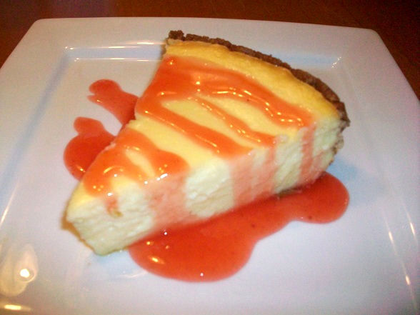 The Perfect Cheesecake The Perfect Cheesecake
