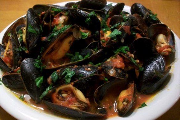Mussels-Marinara