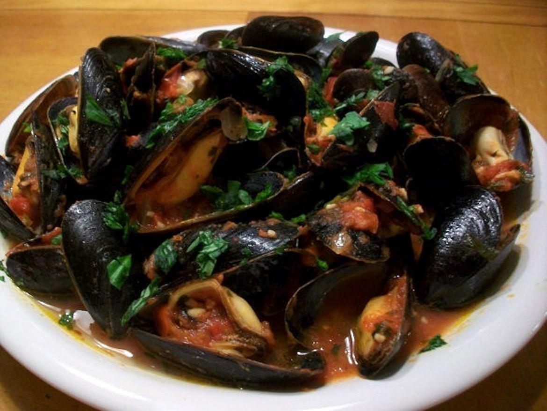 Mussels Marinara Recipe Feature Dish