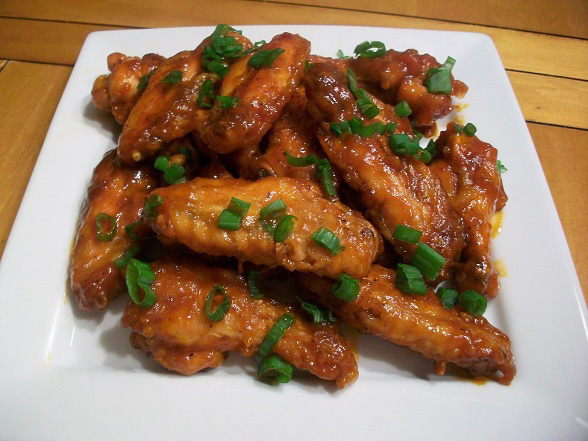Japanese Chicken Wings Recipe — Dishmaps