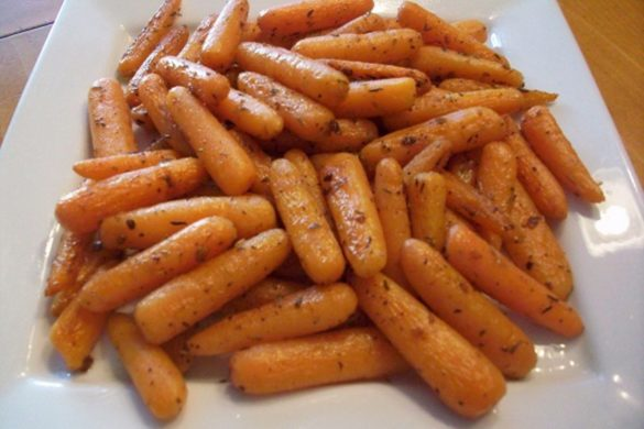 Garlic-Carrots