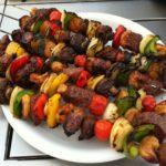 Grilled-Steak-and-Shrimp-Kabobs