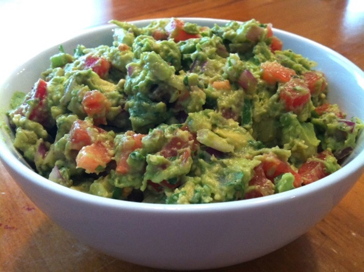 Homemade Guacamole Recipe | Feature Dish
