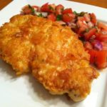Parmesan-Crusted-Chicken-with-Tomato-Basil-Salsa