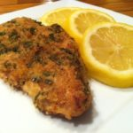 Garlic Herb Crusted Chicken