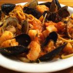 Linguine Pescatore Recipe