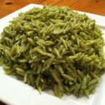 Spinach-Parmesan-Orzo-Pasta