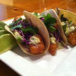 Crispy-Fish-Tacos-with-Cilantro-Cream-Sauce