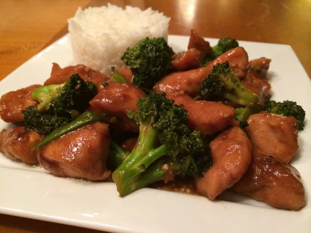 Chinese Chicken with Broccoli | Feature Dish