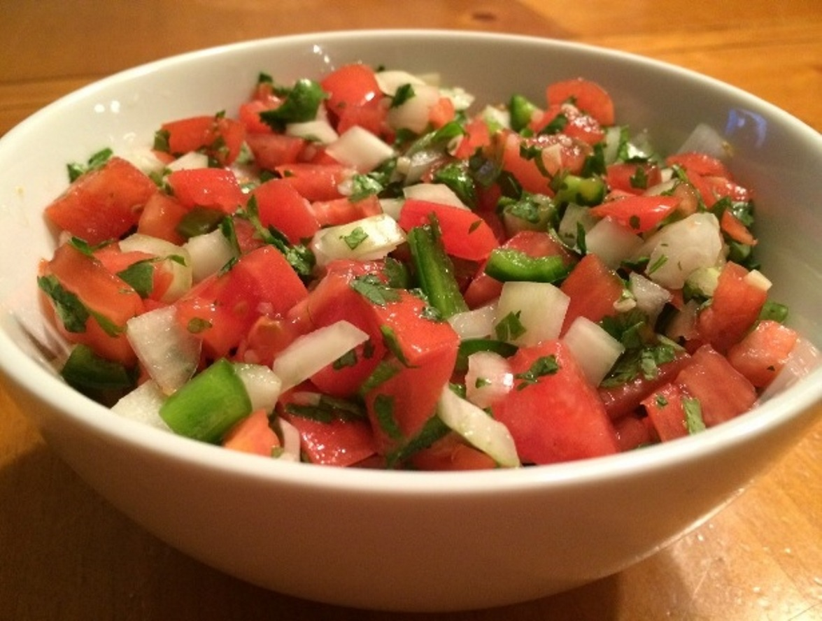 Pico de Gallo | Feature Dish