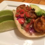 Sweet-and-Spicy-Shrimp-Tacos
