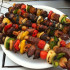 Grilled Steak and Shrimp Kabobs